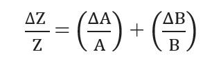 maximum relative value