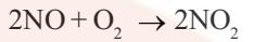 Trimolecular or termolecular reactions