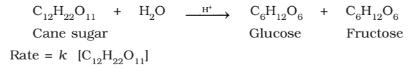 Pseudo First-Order Reaction