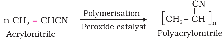 Polyacrylonitrile