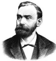 Alfred Bernhard Nobel अल्फ्रेड बर्नहार्ट नोबेल