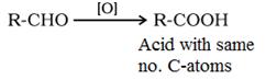 Oxidation of Aldehydes and Ketones