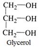 Trihydric alcohols