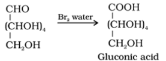 Glucose Reaction with bromine water