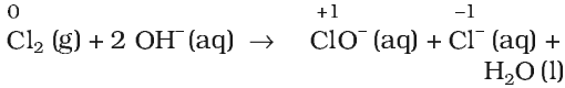 Disproportionation reactions