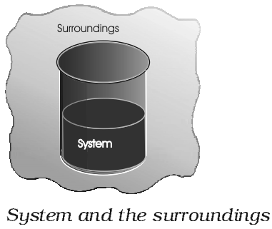 System and surrounding