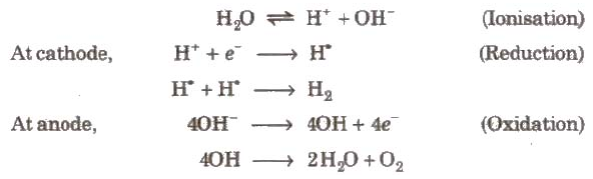 Commercial Production of Dihydrogen