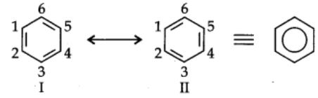 Resonance Structure