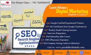 Best Digital Marketing Course in Delhi NCR